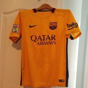 15/16 F.C. Barcelona Soccer Jersey